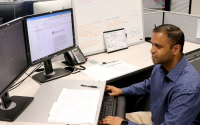 Life at CDT: From the Viewpoint of Student Assistant Vishal Keshav