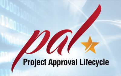 CDT's Project Approval Lifecycle (PAL) Celebrates Its Birthday with a Gift of Success
