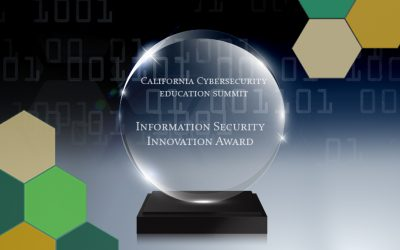 Awards to Debut at California Cybersecurity Education Summit
