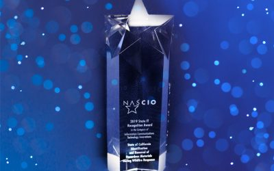 DTSC Brings Home Coveted NASCIO Award