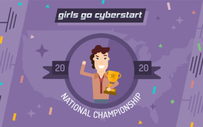 Congratulations to the California Girls Who Shined in National Cybersecurity Competition