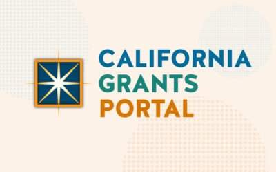State Library Launches CA Grants Portal