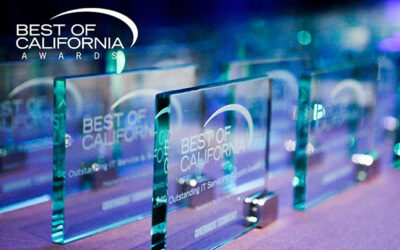 CDT Projects Honored with Two Best of California Awards