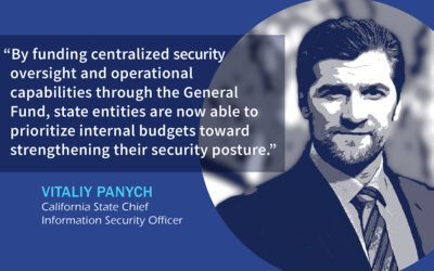 New Statewide Information Security Funding Ensures Critical Services
